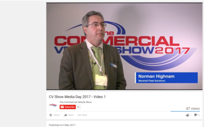 MFS helps promote CV Show, appearing in preview video on YouTube