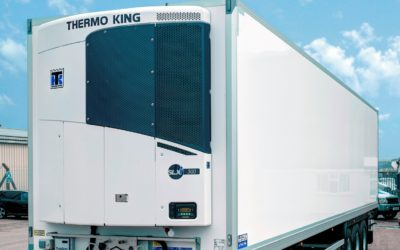 Marshall Fleet Solutions supplies the first Thermo King SLXi system in UK