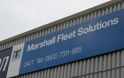 Marshall Fleet Solutions breaks new records for contract maintenance