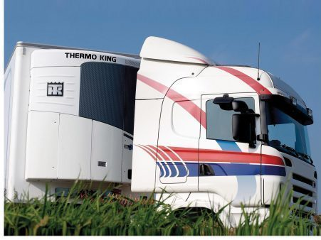 Refrigerated Transport Services | Thermo King
