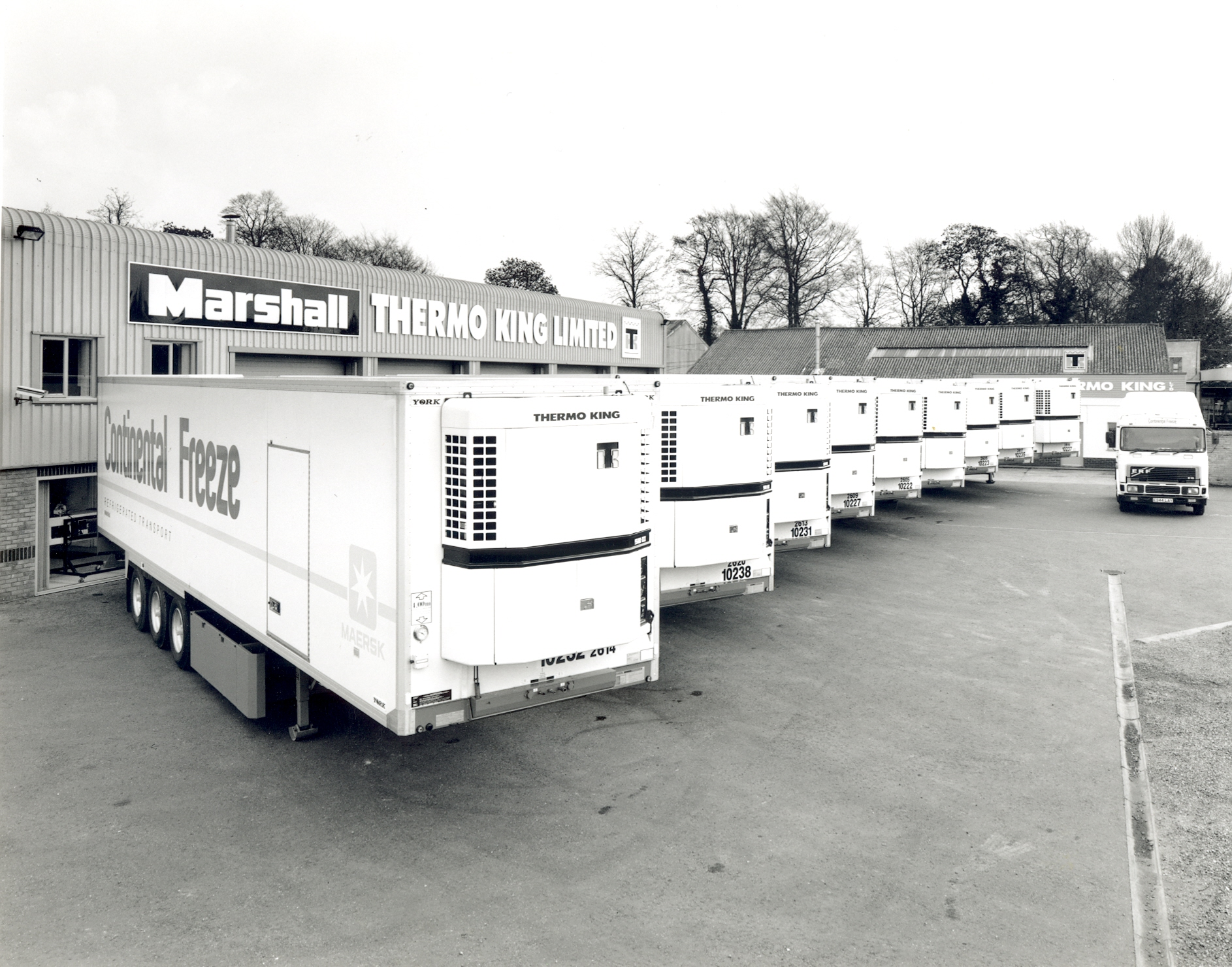 ThermoKing mid 1980s